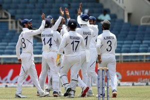 India vs West Indies 2nd Test 2019   Score, stats   Aug 30-Sep 2, Jamaica