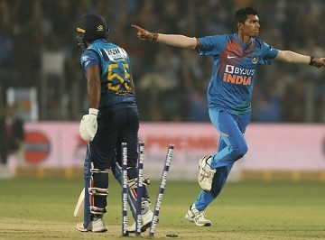 India vs Sri Lanka 3rd T20I 2020 | Score, stats | Jan 10, Pune
