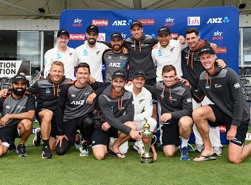 India vs New Zealand 2nd Test 2020 score, stats | Christchurch