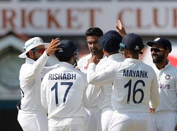 Brief scorecard of India vs England 2nd Test 2021 | Chennai