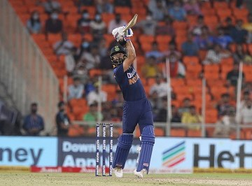 Brief scorecard of India vs England 2nd T20I 2021 | Ahmedabad