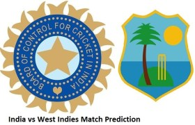 India vs West Indies Prediction