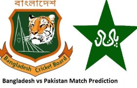 Bangladesh vs Pakistan Prediction