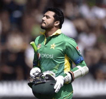 Pakistani Player Azhar Ali Profile