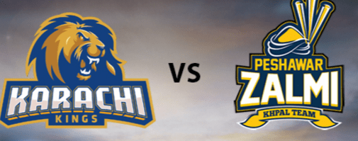 Karachi Kings vs Peshawar Zalmi PSL Today Match Prediction