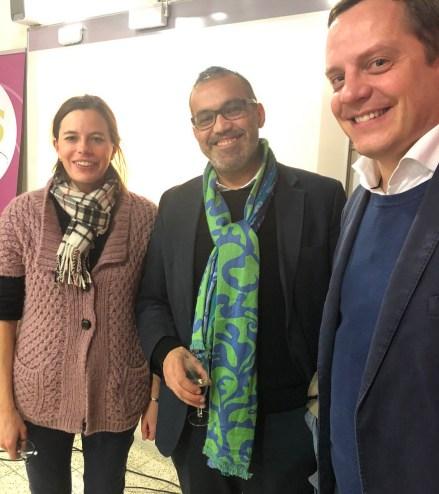 Anne-Sophie DEFFENSE, Hicham IMANE, Eric GOFFART