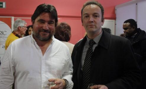Thierry TOURNOY, directeur du CRIC. Omivier COLLIGNON