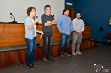 Nathalie Dubois, Bruce Clarck, Thierry Tournoy, Mohamed Fekrioui