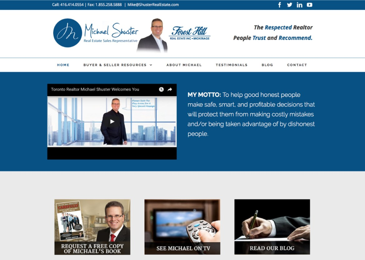 Shuster-Realestate-Website