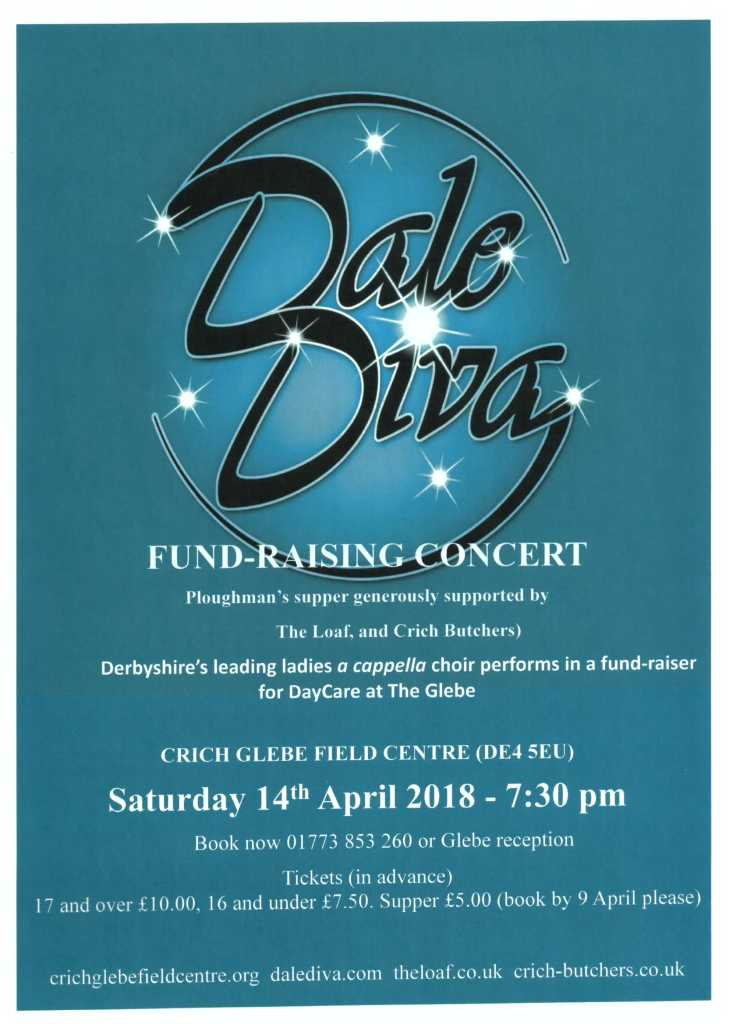 Charity fund-raising show for DayCare at the Glebe