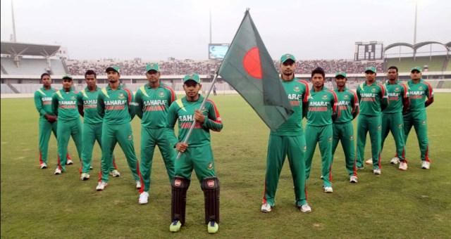 Bangladesh Cricket Team before Wrold Cup 2015