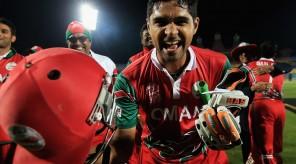 ICC Twenty20 World Cup match between Ireland and Oman