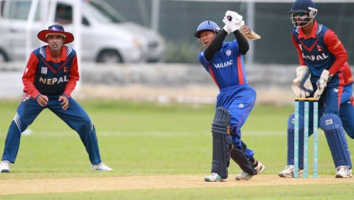 Nepal's Onslaught Destroyed Thailand