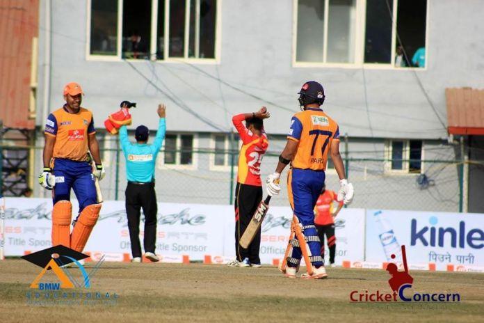 The clash between Rhinos bowling vs Warriors batting | Cricket Concern