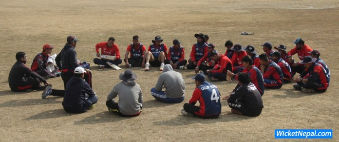 Nepal revealed their final squad   New faces added up