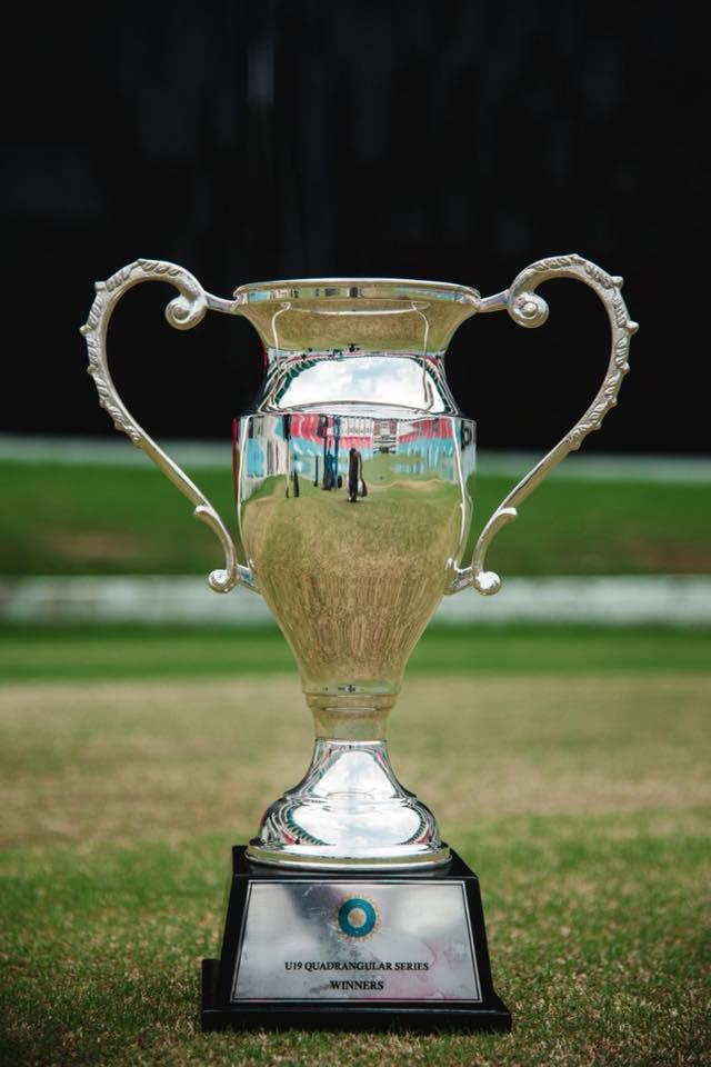 India U19 A Outplayed Afghanistan U19