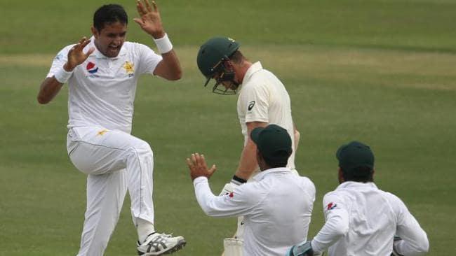 Pakistan Hammered Australia To Seal The Series