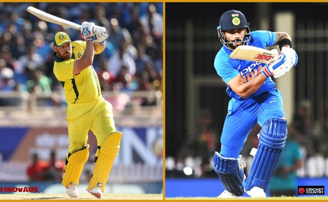 4th Odi Revived Australia Aim To Force Decider With Dhoni
