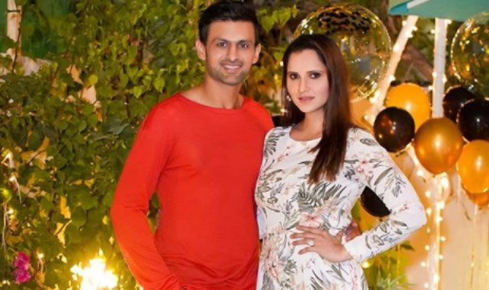 In Pics: Sania Mirza Cheers Shoaib Malik From The Stands During PSL 2020 Playoffs