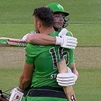 Melbourne Stars opener smashed best-ever record in BBL