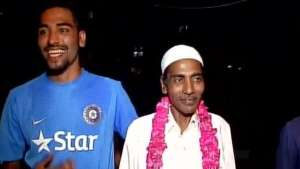 Mohammed Siraj Father