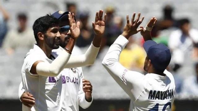 Australia vs India 2nd Test Day 1