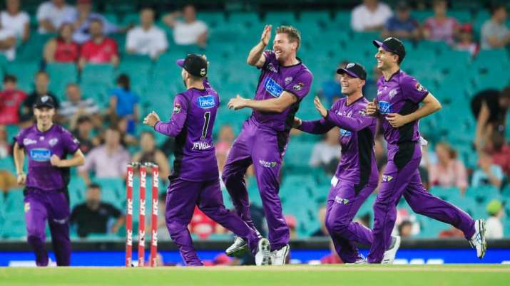 Hobart Hurricanes Triumphs Over Sydney