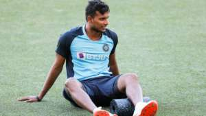 T Natarajan Replaces Umesh Yadav for the last 2 Test Matches