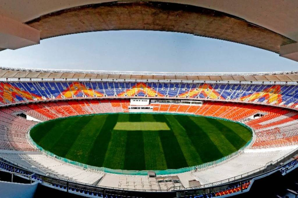 Motera Renamed As Narendra Modi Stadium