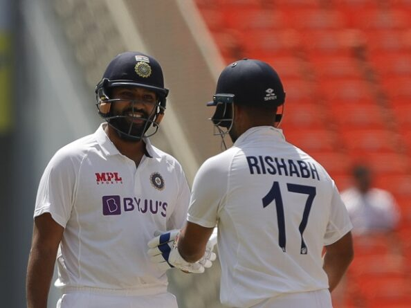 India vs England 4th Test Day 2