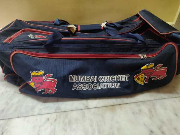 Mumbai team cricket kit bag