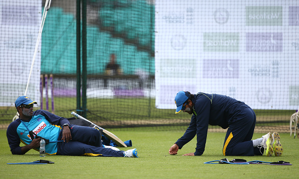 Partnerships between Chandimal and Mathews have let games drift away from Sri Lanka.
