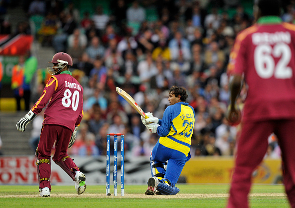 ICC Twenty20 World Cup Semi Final - Sri Lanka v West Indies