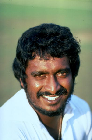 Undated: Portrait of Sri Lanka Captain Duleep Mendis. Mandatory Credit: Adrain Murrell/Allsport