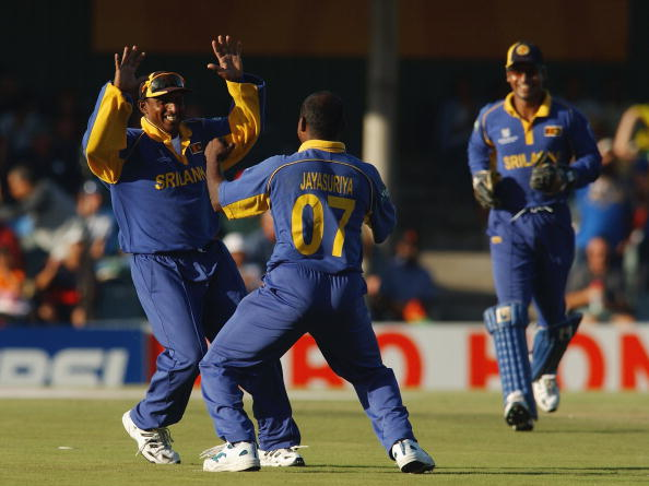 Sanath Jayasuriya and Aravinda de Silva both had a profound impact in Sri Lankan wins.