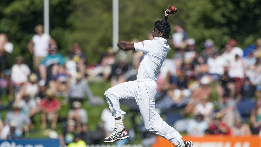 Bowling action of Sri Lanka's Shaminda Eranga found to be legal
