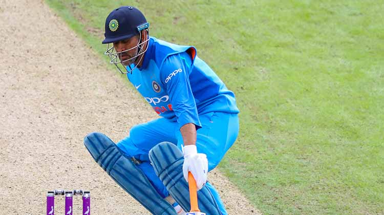 MS Dhoni Not Included In BCCI Annual Contracts List As Retirement Looms