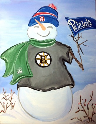 Sports Fans Staying Frosty