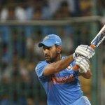 Mahendra Singh Dhoni ODI Batting