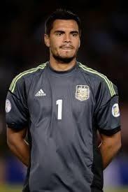Argentina Ace Romero