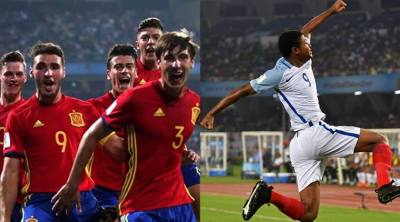 England v Spain: U-17 FIFA World Cup final preview
