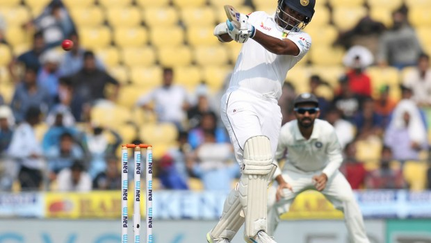 Resolute Karunaratne an exception in Sri Lanka's brittle batting line-up