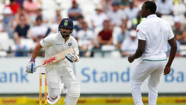 India v South Africa - First Test cricket match - Newlands Stadium, Cape Town