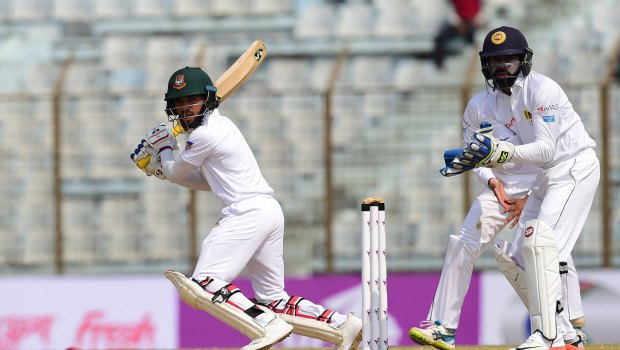 Hathurusingha made me realise my flaws, says Mominul Haque