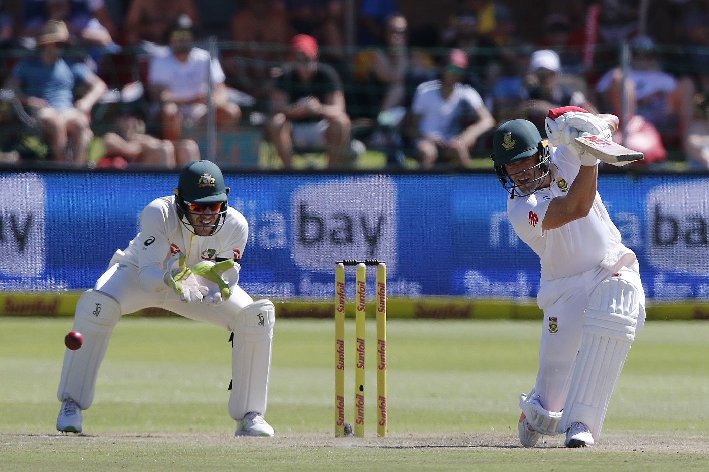 Video AB De Villiers Masterclass Brilliant South African Bowling And Australian Fight Back