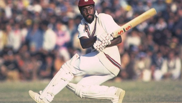 Viv Richards of the West Indies