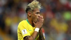 Neymar worried Brazil