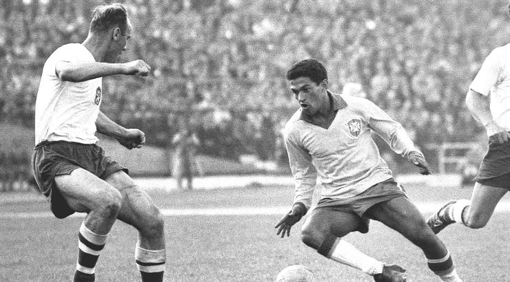 Why 1962 was the World Cup of Brazil's unsung star - Garrincha ...