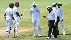 Ball Tampering Umpire Alin Dar