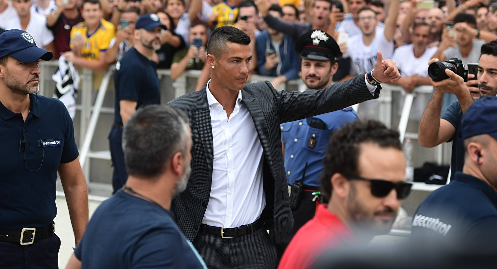 The ripples in Argentina from Ronaldo's big splash at Juve